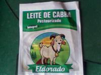 Leite de Cabra Eldorado - Pasteurizado Congelado