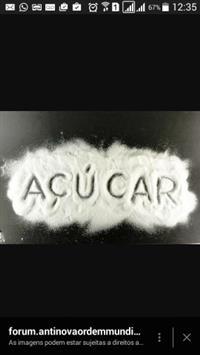Açúcar incusa 45