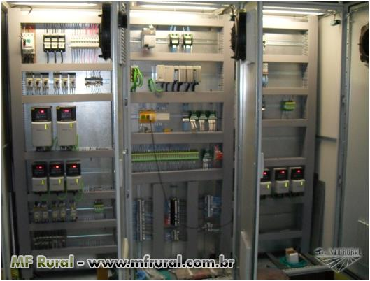 Serviços de Manutenção Preditiva, Preventiva, Corretiva e automação de máquinas e equipamentos.