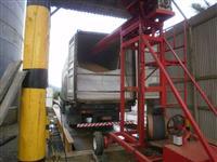 Terminal próximo porto Itapoá efetuamos  serviços de estufagem de grãos em contêineres