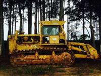 Trator de Esteira - CAT D8H