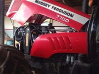 Trator Massey Ferguson Trator Massey Ferguson modelo 7180 4x4 ano 12