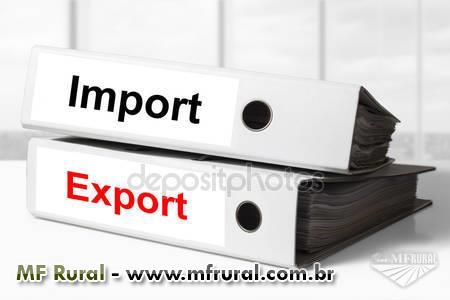 Vendo Empresa de Importação e Exportação