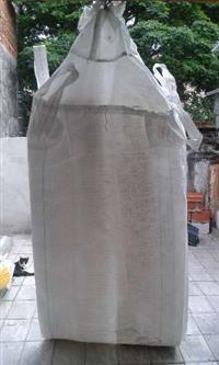 Big bags em PP 90x90x200 lisos ou com estampas