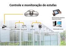 Automação Industrial, Rural, Silagem, Estufas de germinação, Avicultura, Suinocultura, Agricultura