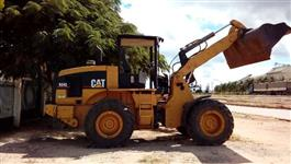 PÁ CARREGADEIRA CATERPILLAR CAT 924 G