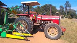 Trator Massey Ferguson 275 4x4 ano 94