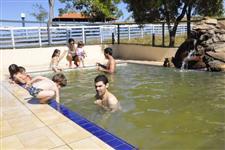60 ha em  Abadiânia, BR–060, muita água, casa, piscina, chalé, para Pecuária, Lazer / Hotel Fazenda
