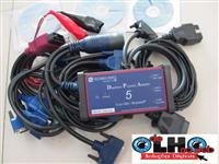 Kit Scanner Interface DPA5 Case E New Holland CNH Original + Programa CNH Est 8.4 Liberado!