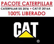 Caterpillar Sis 2016 + Cat Et 2016 Liberado Completo 20 Dvds