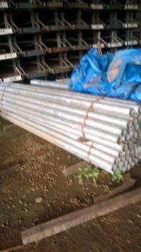 Tubos din 2440 din 2440 de 2 1/2 galvanizados barras com 3 mts