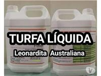 TURFA LÍQUIDA LEONARDITA AUSTRALIANA (18% ÁCIDO HUMICO E 3% ÁCIDO FULVICO)