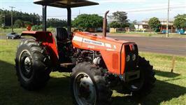 Trator Massey Ferguson 255 ADVANCED 4x4 ano 08