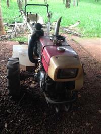 Mini/Micro Trator Yanmar  TC14 Diesel 4x2 ano 06