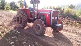 Trator Massey Ferguson 265 4x4 ano 00