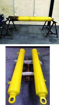 Conserto e Fabricação de Cilindro Hidráulico Reparo de Pistão Hidráulico