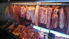 fabrica de embutidos e casa de carnes