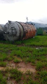 Misturador de 30 toneladas, 65 mil litros.