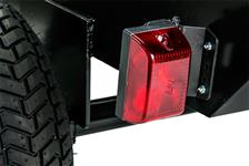 Carreta para quadriciclos - DUMP MATERIALS