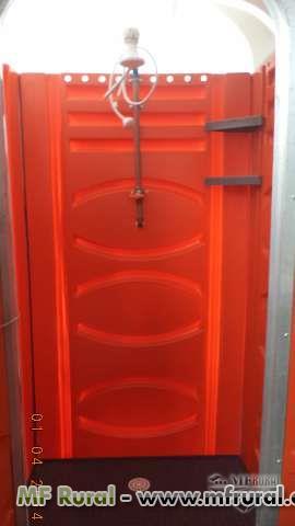 Banheiro Químico Standard
