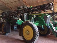 Trator John Deere JD 4730 4x4 ano 10