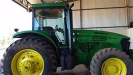 Trator John Deere 7815 4x4 ano 05