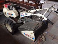 Mini/Micro Trator Yanmar TC 12 4x2 ano 12