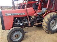Trator Massey Ferguson 235 4x2 ano 85