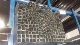 Compro metalon - tubos quadrados,retangulares e redondos