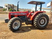 Trator Massey Ferguson 283 Advanced 4x4 ano 11