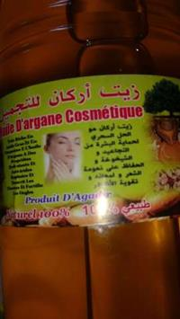 Óleo de De Argan do Marrocos