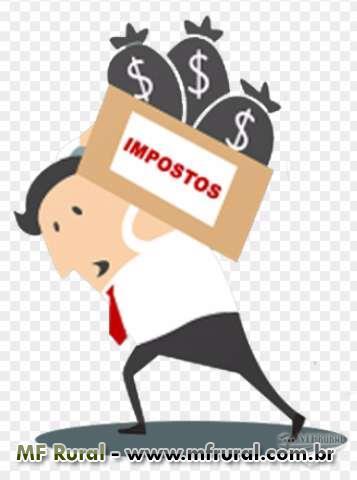 Compensação de creditos Federais