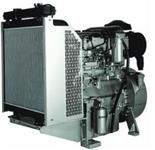 Motor Diesel Perkins 1103A-33G - 53CV 3 CILINDROS