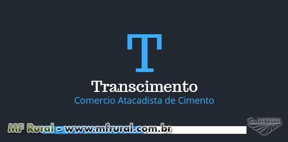 TRANSCIMENTO COMERCIO E TRANSPORTES DE CIMENTO  ARMAZENAGEM E DISTRIBUIÇÃO