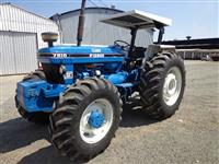 Trator Ford/New Holland 7610 4x4 ano 98