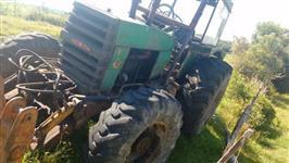 Trator John Deere 6230 4x4 ano 08