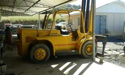 EMPILHADEIRA HYSTER 150J a diesel