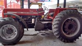 Trator Massey Ferguson 299 4x4 ano 09