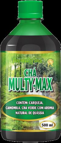 CHÁ MULTY-MAX AMARGO 500ML
