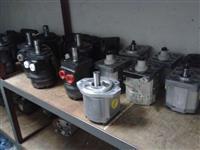 manutenção de bombas hidraulicas e motores hidraulicos