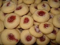 Biscoitos amanteigado