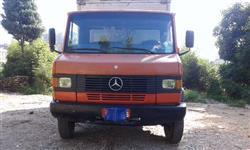 Caminhão Mercedes Benz (MB) Mb 709 ano 92