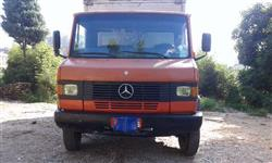Caminh�o Mercedes Benz (MB) Mb 709 ano 92