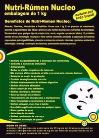 NUTRI RÚMEN NÚCLEO