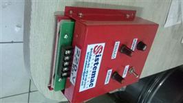 regulador eletronico e exitatriz estatica para grupo gerador com escovas e sem escovas brushless