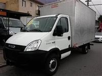 Caminh�o Iveco Daily Chassi-Cabine ano 13