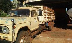 Caminhão Chevrolet D 70 ano 79