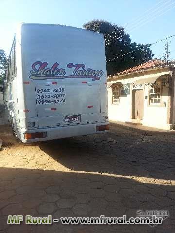 Ônibus Volvo 50 lugares