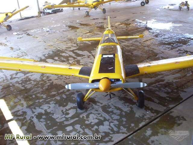 Aeronave Agrícola Ipanema EMB-201A
