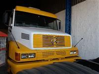 CAMINHAO SCANIA 124 420G, 6X2, T. ALTO HIGHLINE, 2008